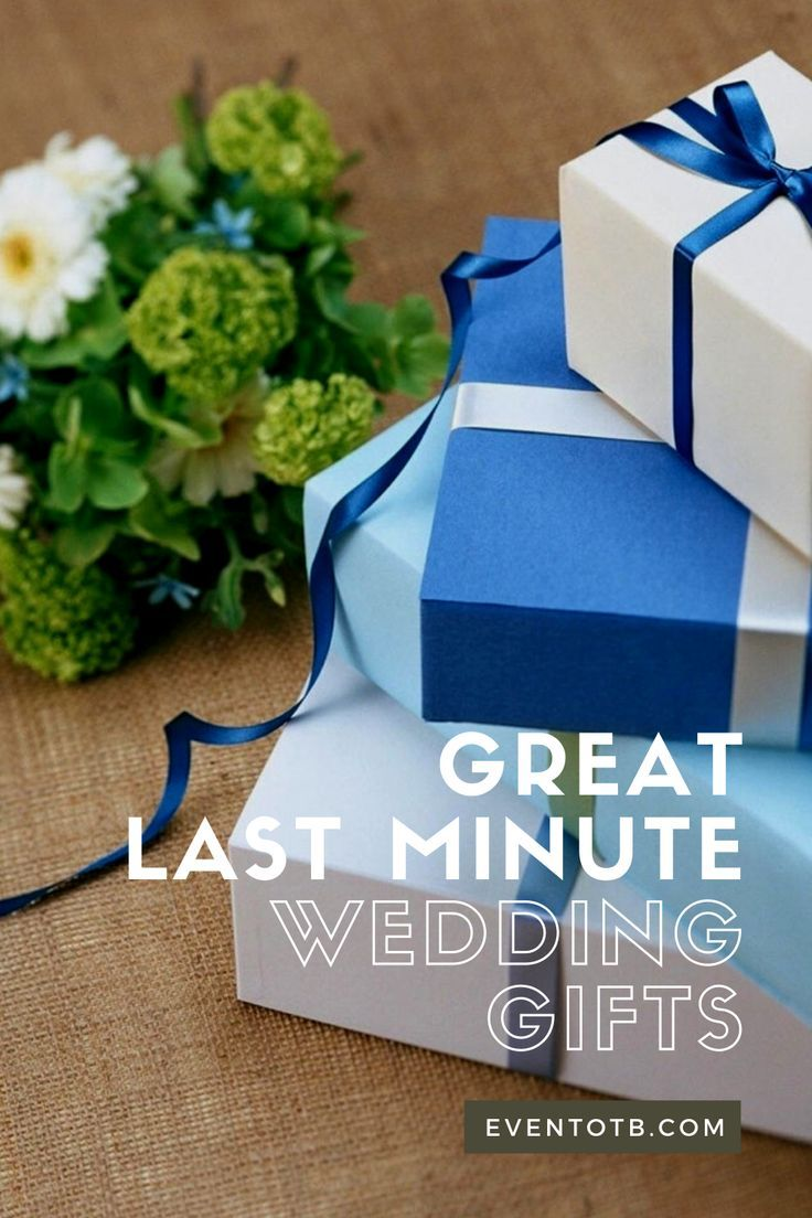 Great last minute wedding gifts from amazon eventotb in