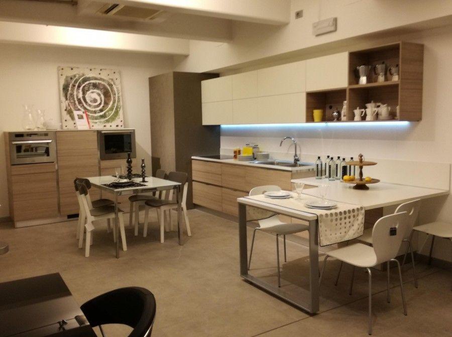 Cucina Scavolini Mood Flat nel 2019 | cucine | Cucine ...