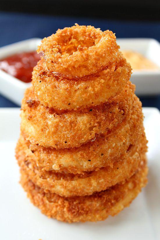Crispy Onion Rings - Great Grub, Delicious Treats