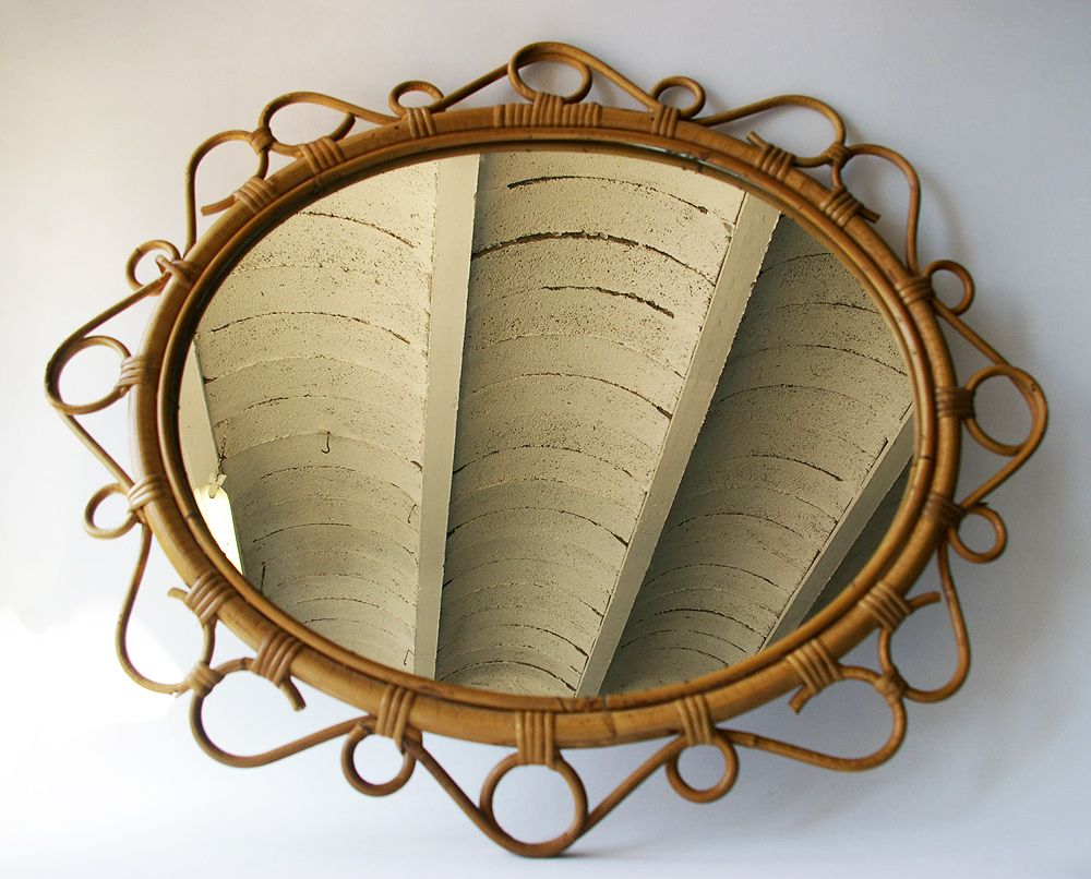 espejo ovalado | Marcos y espejos | Pinterest | Espejo ovalado ...