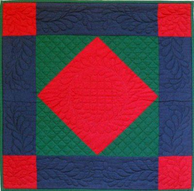 amish quilt | The simple beauty of an old Amish classic! Bold ... : amish quilting patterns - Adamdwight.com
