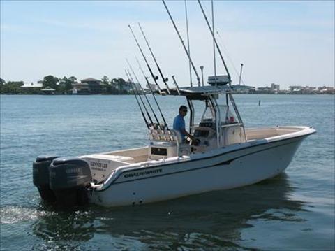 Gennie lee six pack deep sea fishing charters marina for Fishing boat types