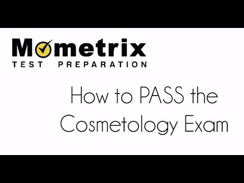 Free Cosmetology exam practice questions and review tips