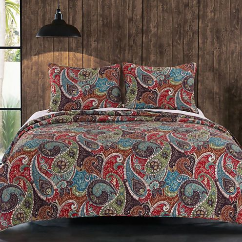 FREE SHIPPING AVAILABLE! Buy Greenland Home Fashion Tivoli Quilt Set at JCPenney.com today and enjoy great savings. Available Online Only!
