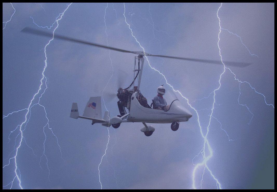 Gyrocopter Autogyro Lightning On T Shirts Mug Hoodie Jacket Pillows Cards Hat Sweatshirt Wallet Laptop Cover Sleeve Pu Laptop Covers Lightning Sale