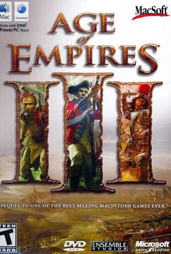 Age Of Empires Iii Products I Love Age Of Empires Strategy