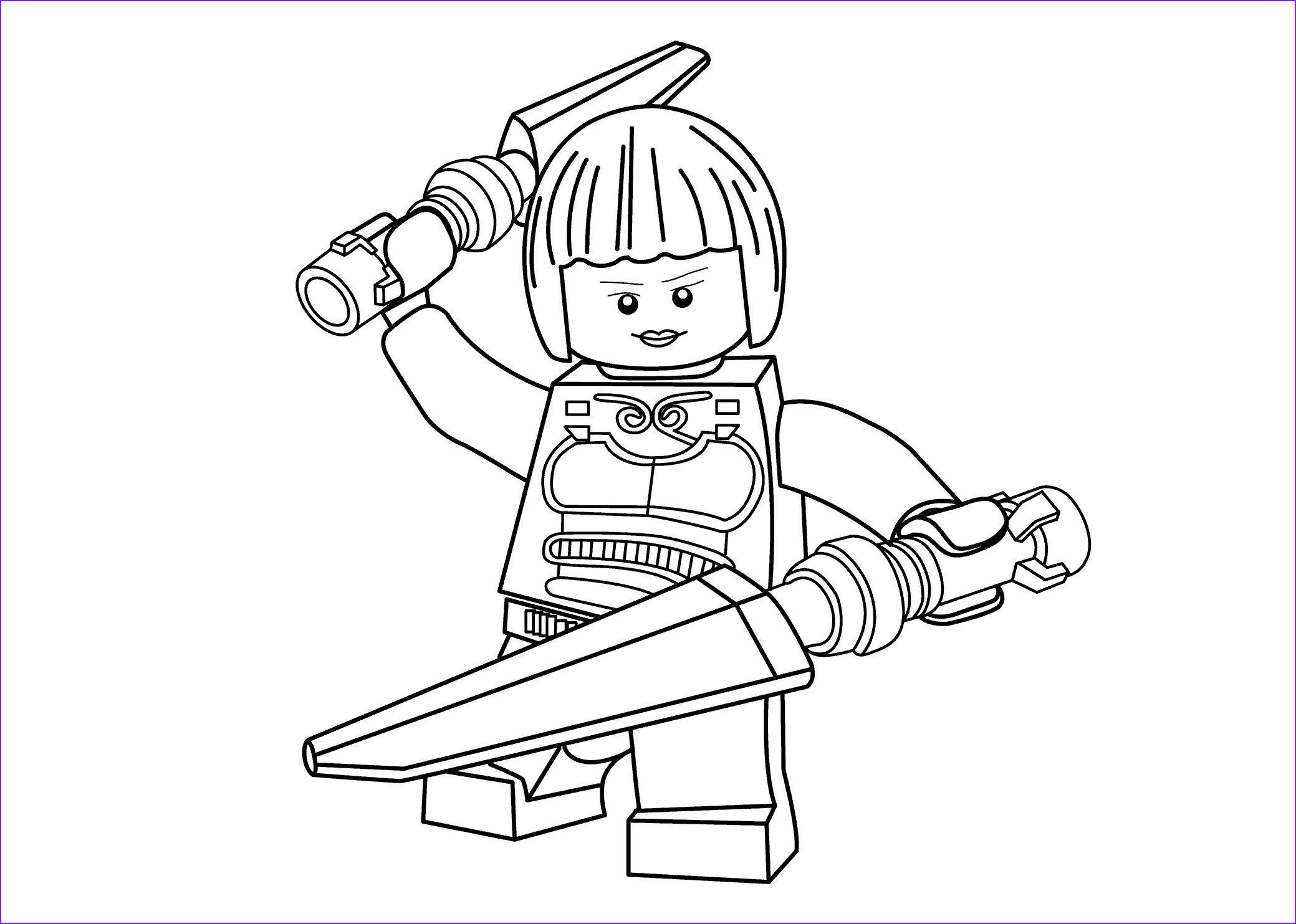 Princesse Nya Coloring Page For Girls Ninja Go Coloring Ninjago Coloring Pages Lego Coloring Pages Batman Coloring Pages