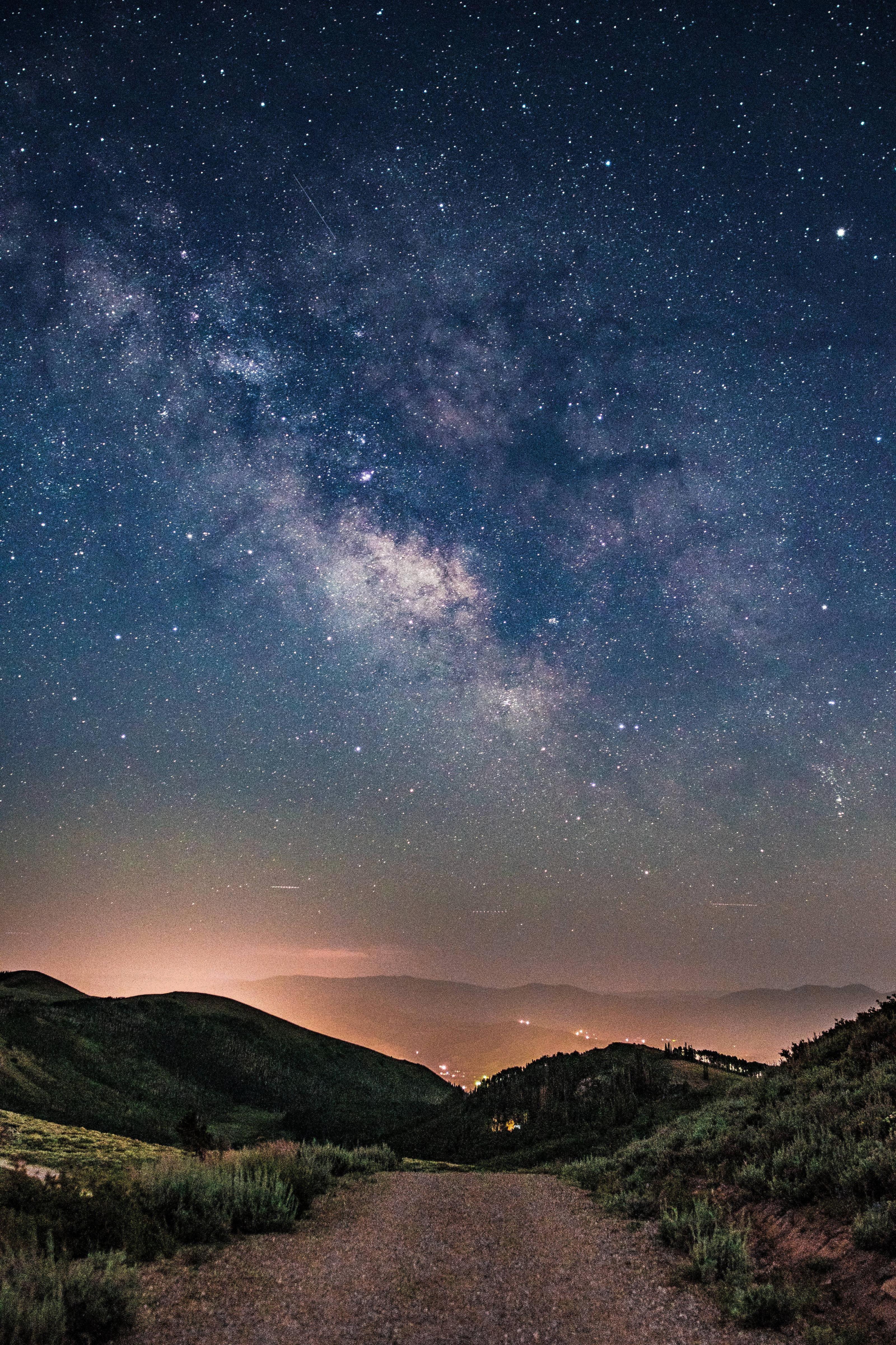 Core Of The Milky Way Above Park City Utah Usa Oc 4000x6000 Http Ift Tt 2k56oc7 Park City Utah Utah Usa Milky Way