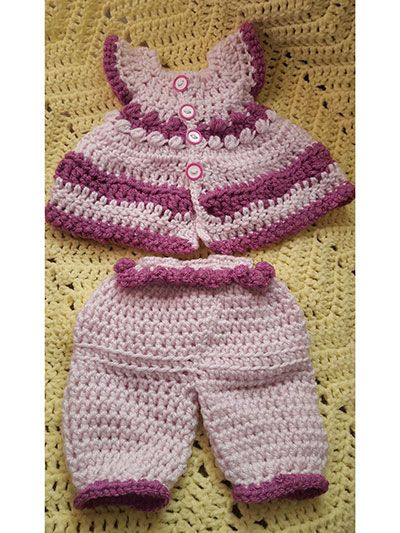What\'s New - Crochet - Peewee Preemie Set | Crochet Children & Baby ...