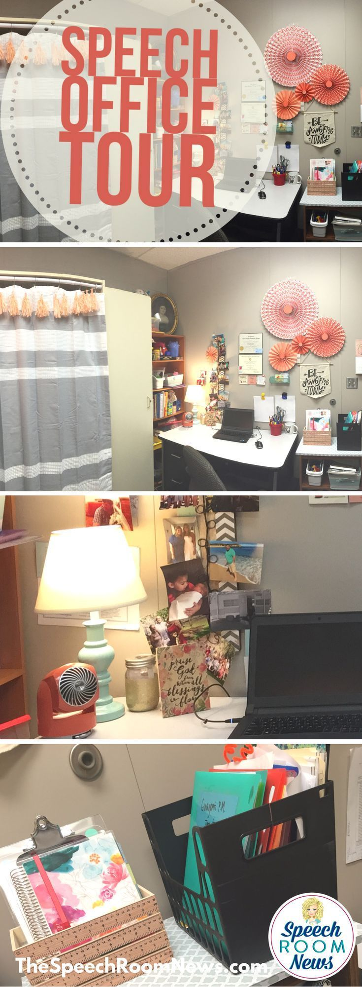 Speech Therapy Office Tour images