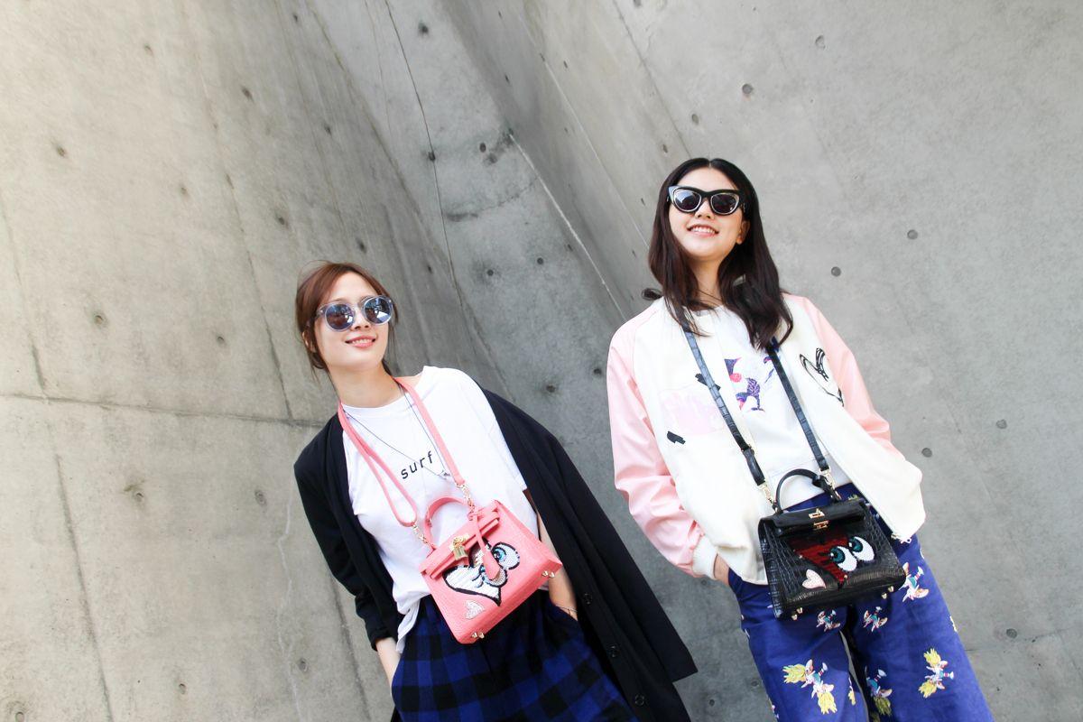Seoul Fashion Week streetstyle