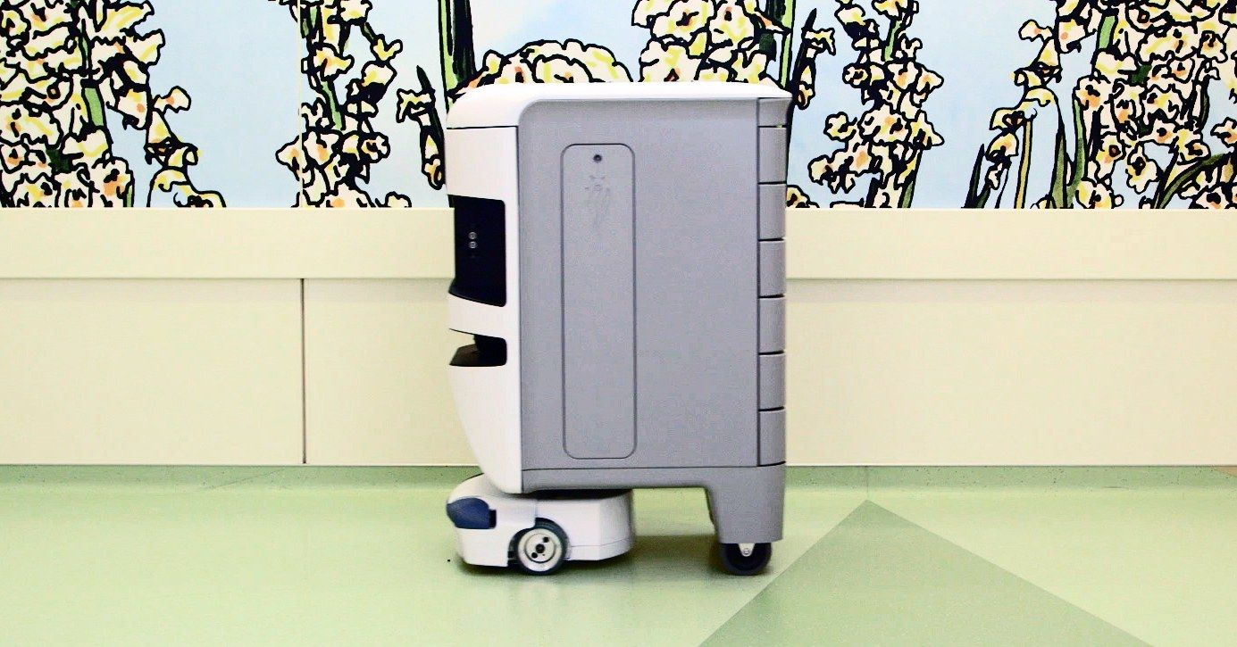 Between delivering food and drugs in hospitals to bringing towels to your hotel room, Tug is helping redefine the human-robot frontier.