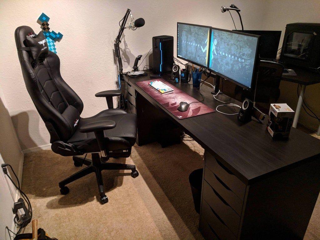 24 Digitalfiz Diy Pc Gaming Setup Ideas Build Your Man Cave