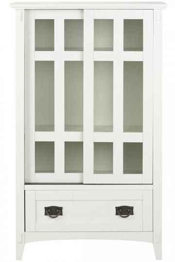 Artisan Multimedia Cabinet With Glass Doors Media Cabinet Glass