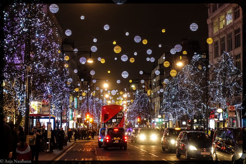 Oxford Street Christmas Lights London Christmas Christmas Material Christmas In England