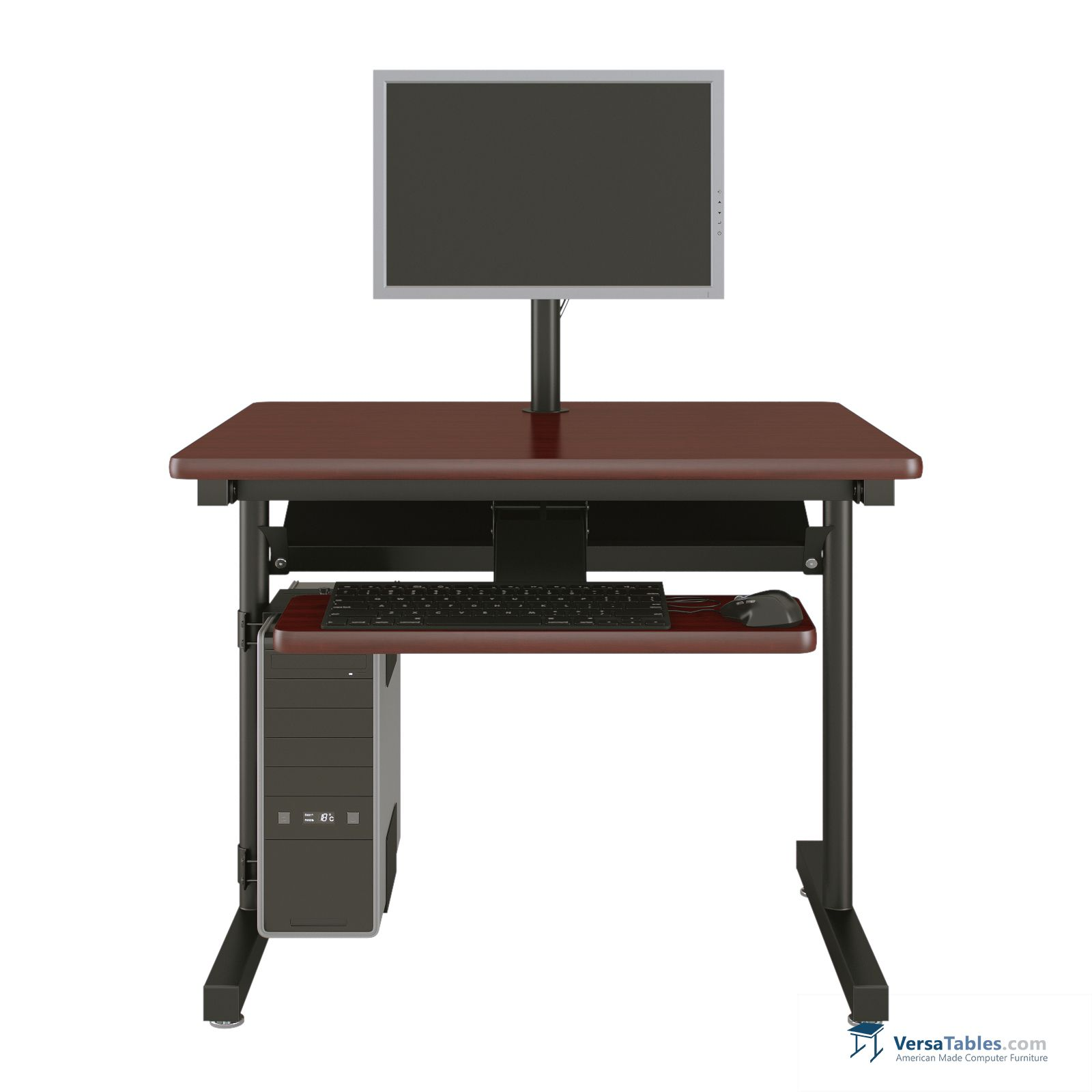 Basic Computer Table Bct Series By Versa Tables Office Furniture