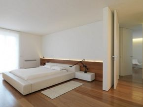 Chambre adulte blanche: 80 idées pour votre aménagement | Pinterest ...