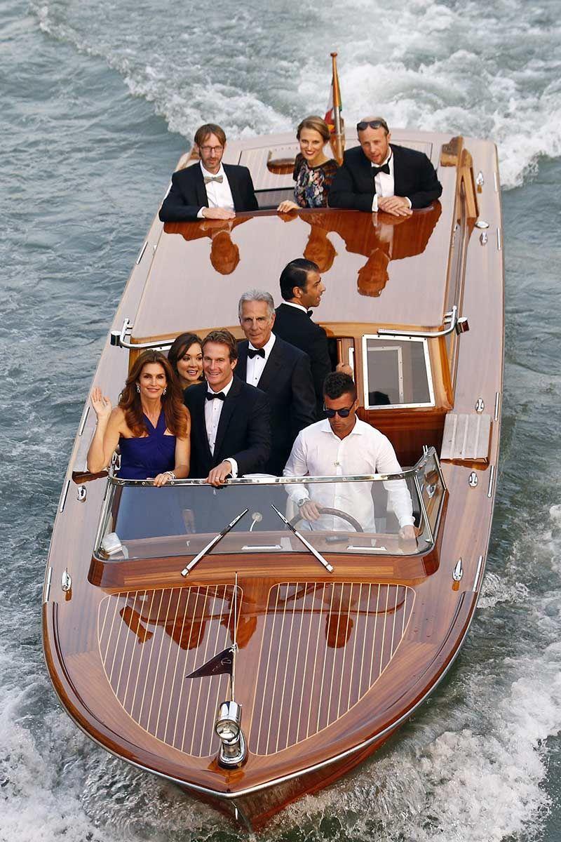 Ciao Venezia! & Amal Clooney's wedding guests