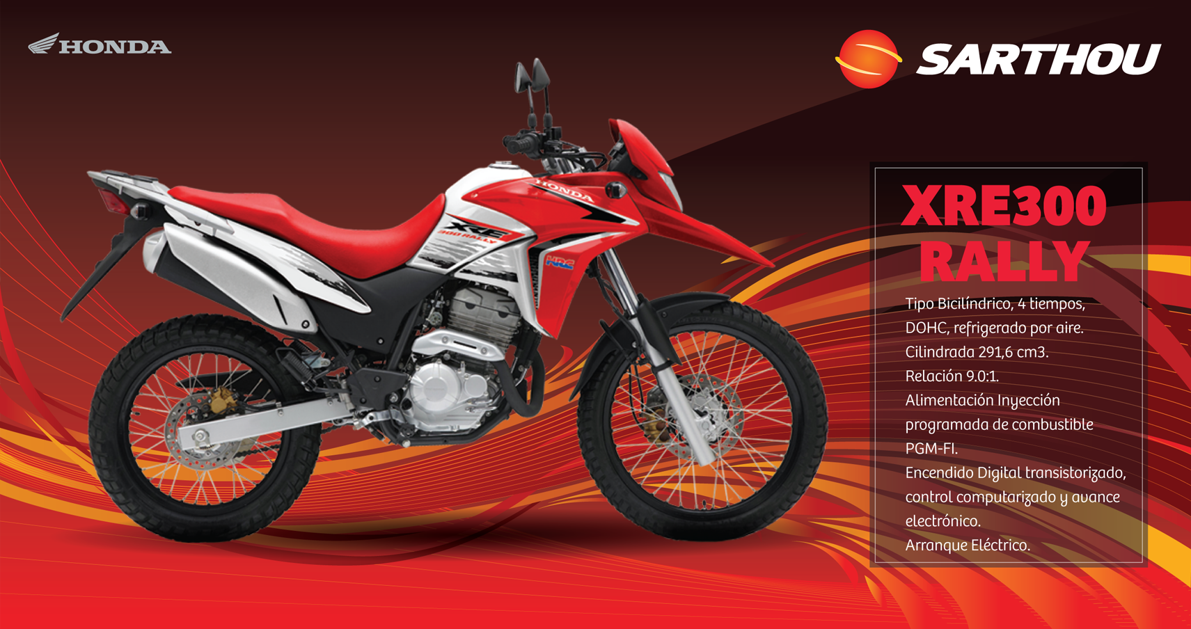 Xre 300 Rally Vehicles Motorcycle