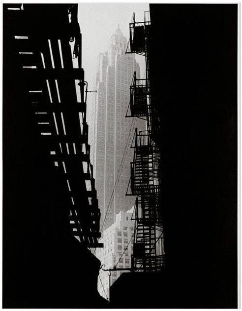 Andreas Feininger, #NYC Empire State Building