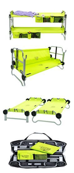 Ten Great Bunk And Loft Beds For Kids Camping Bed Kid Beds