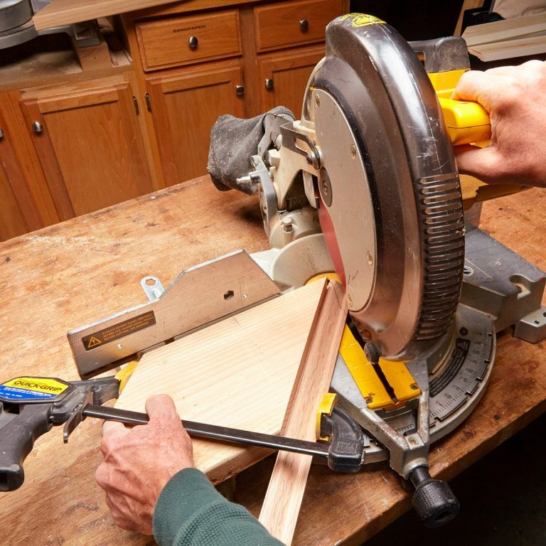Trim Carpentry Tips Trim carpentry, Used woodworking tools, Miter saw