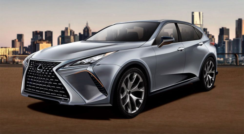 Will Lexus Release A Production Version Of The Lf 1 Limitless Crossover In 2020 Click To Learn More Lexus Rx 350 Lexus New Lexus