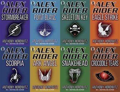 Anthony Horowitz Books Alex Rider Series Book are