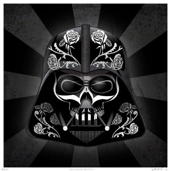 Oscuro la Muerte