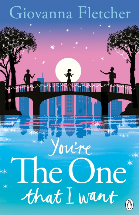 YOU'RE THE ONE THAT I WANT by Giovanna Fletcher & GIVEAWAY