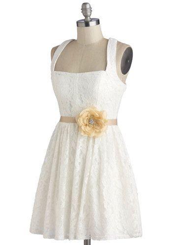 Bridesmaid dress? Case Study in Charm Dress, #ModCloth