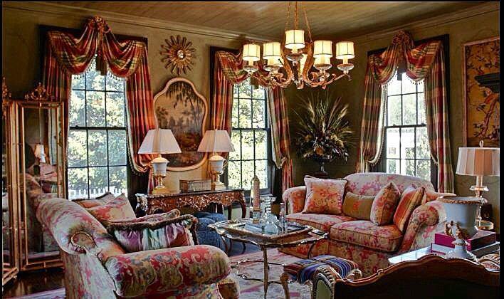 Home tour historic home built in 1850 estilo ingl s - Estilo ingles decoracion interiores ...