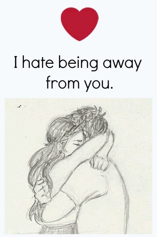 I hate the life without you    IN*U | Missing You | Love