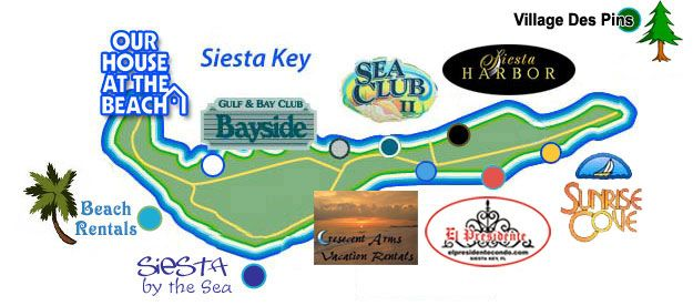 Stay Right On Siesta Key In Sarasota Fl Do You Need A Place To Rent For A Brief Vacation Or Want A Place To Settle Siesta Key Siesta Key Rentals