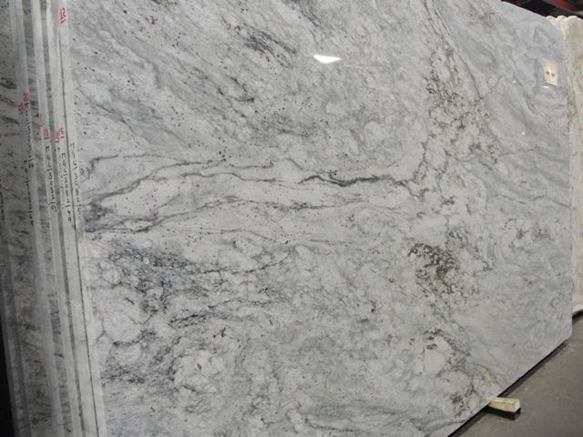 Granite Color Snowflakes Granite Slab Colors Countertops Granite Colors