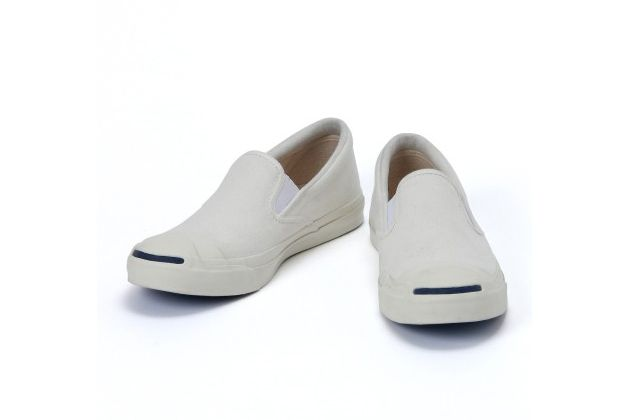 275a7940a247 Converse × Beams Jack Purcell Slip-On