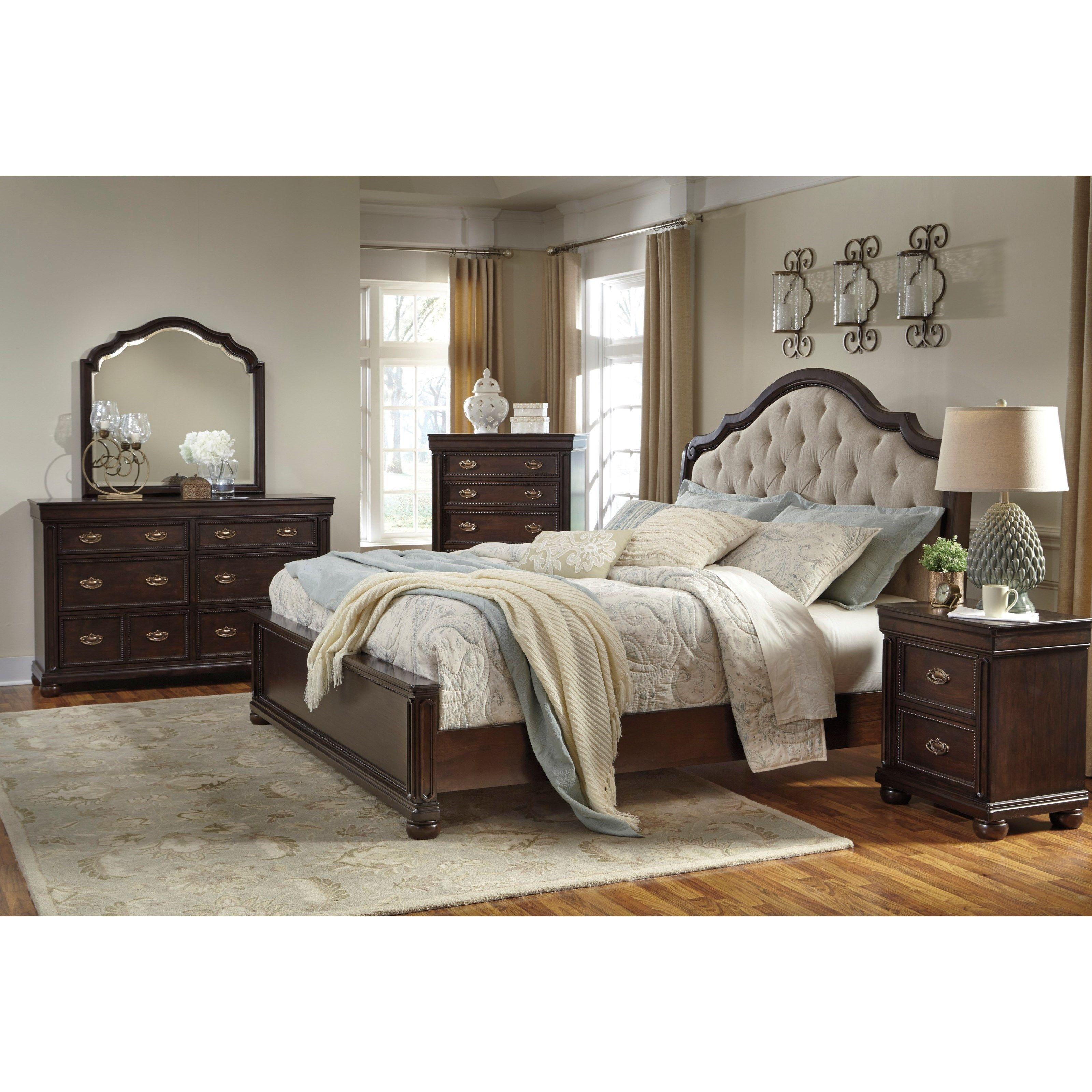 Moluxy California King Bedroom Groupsignature Designashley Awesome Signature Design Bedroom Furniture Decorating Design