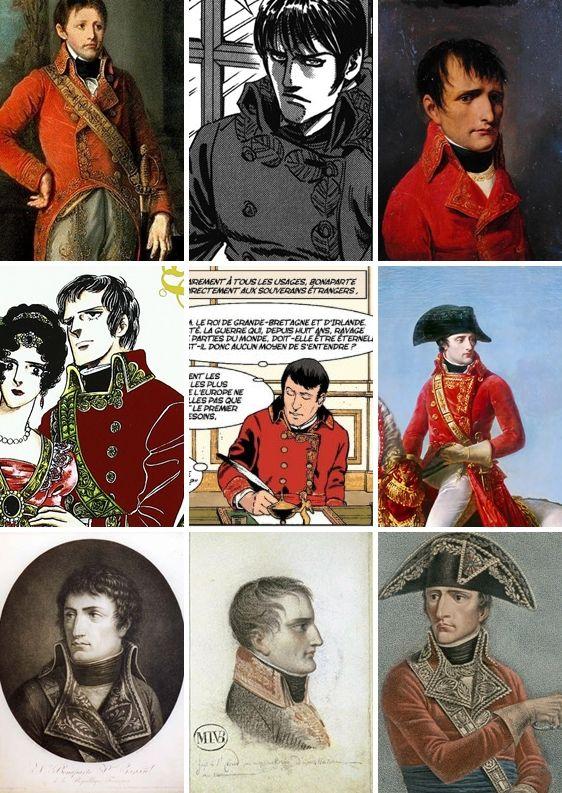 Loin Des Balles Valinaraii More Variations On Napoleon S Napoleon Napoleon Josephine Napoleon Bonaparte