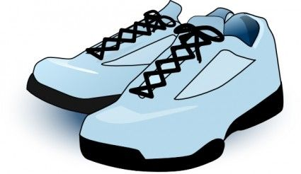 tennis shoes clip art clip art pinterest shoe clips clip art rh pinterest co uk converse tennis shoe clipart tennis shoe footprint clipart