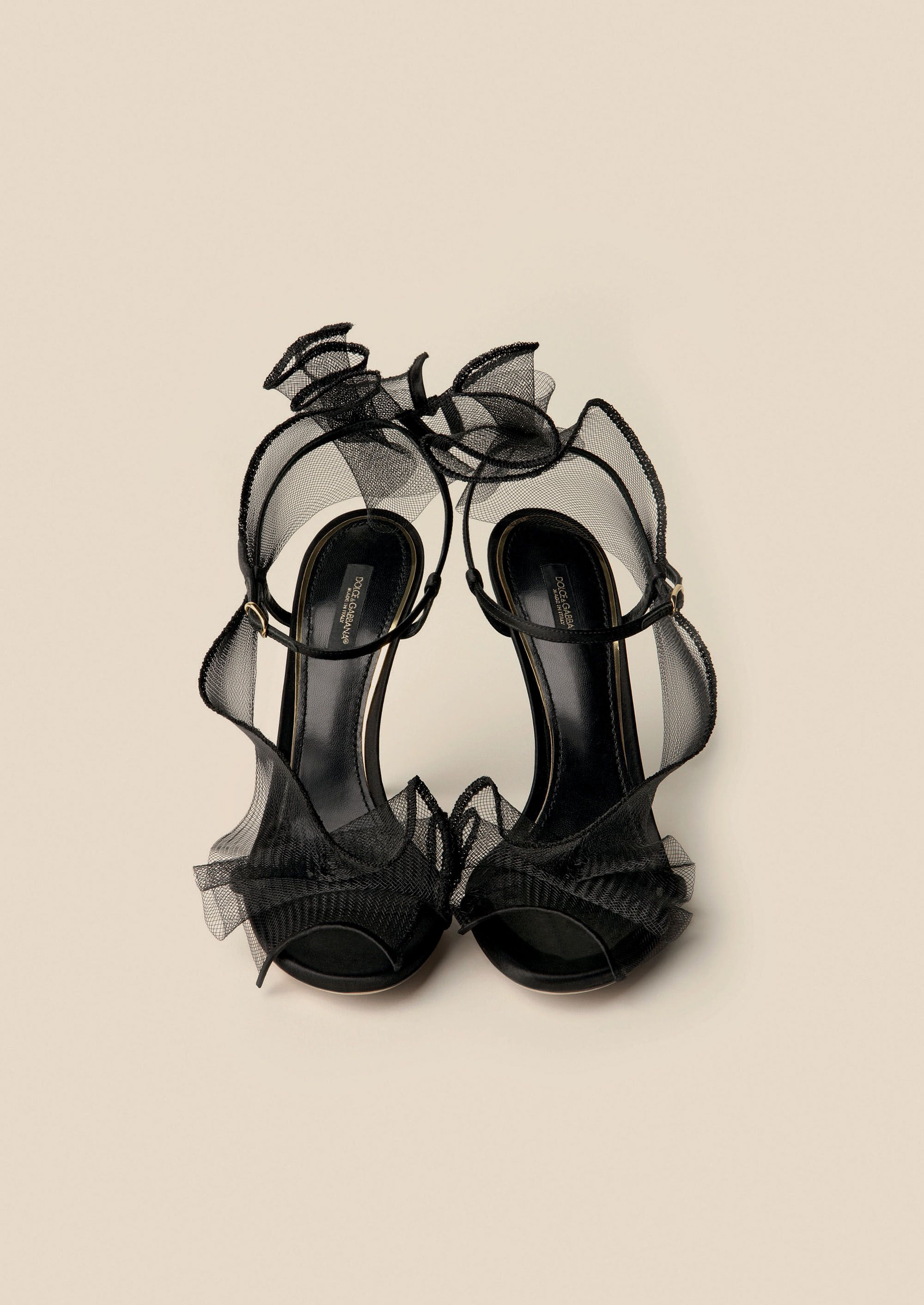 Sandals by Dolce & Gabbana (Spring / Summer 2013)