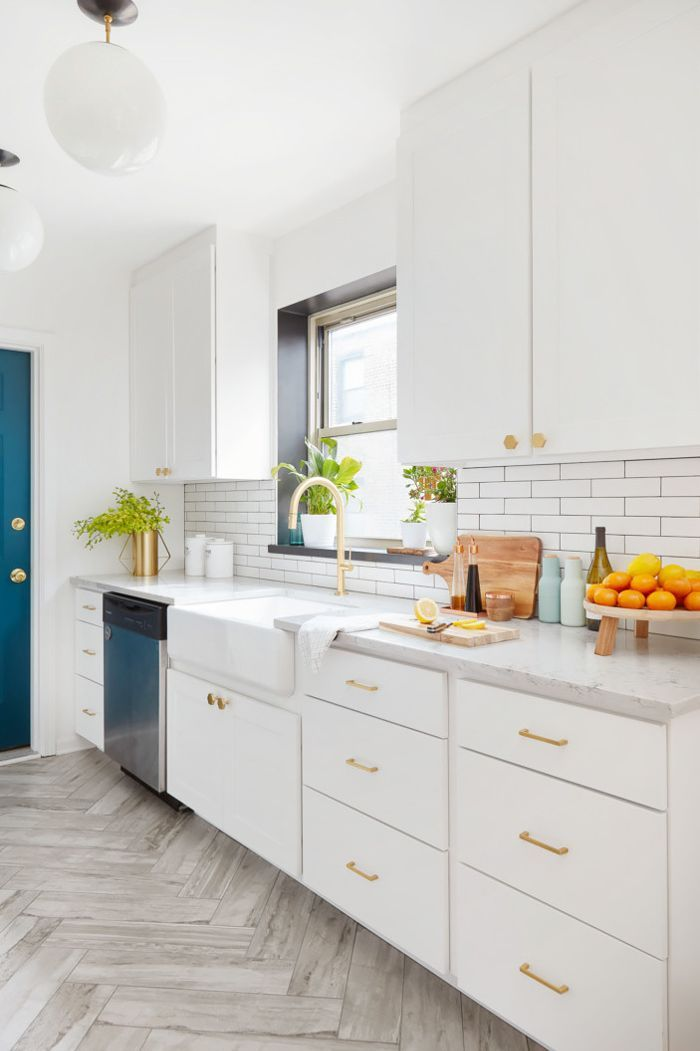 Inside the Striking Kitchen Renovation of a Chicago Apartment