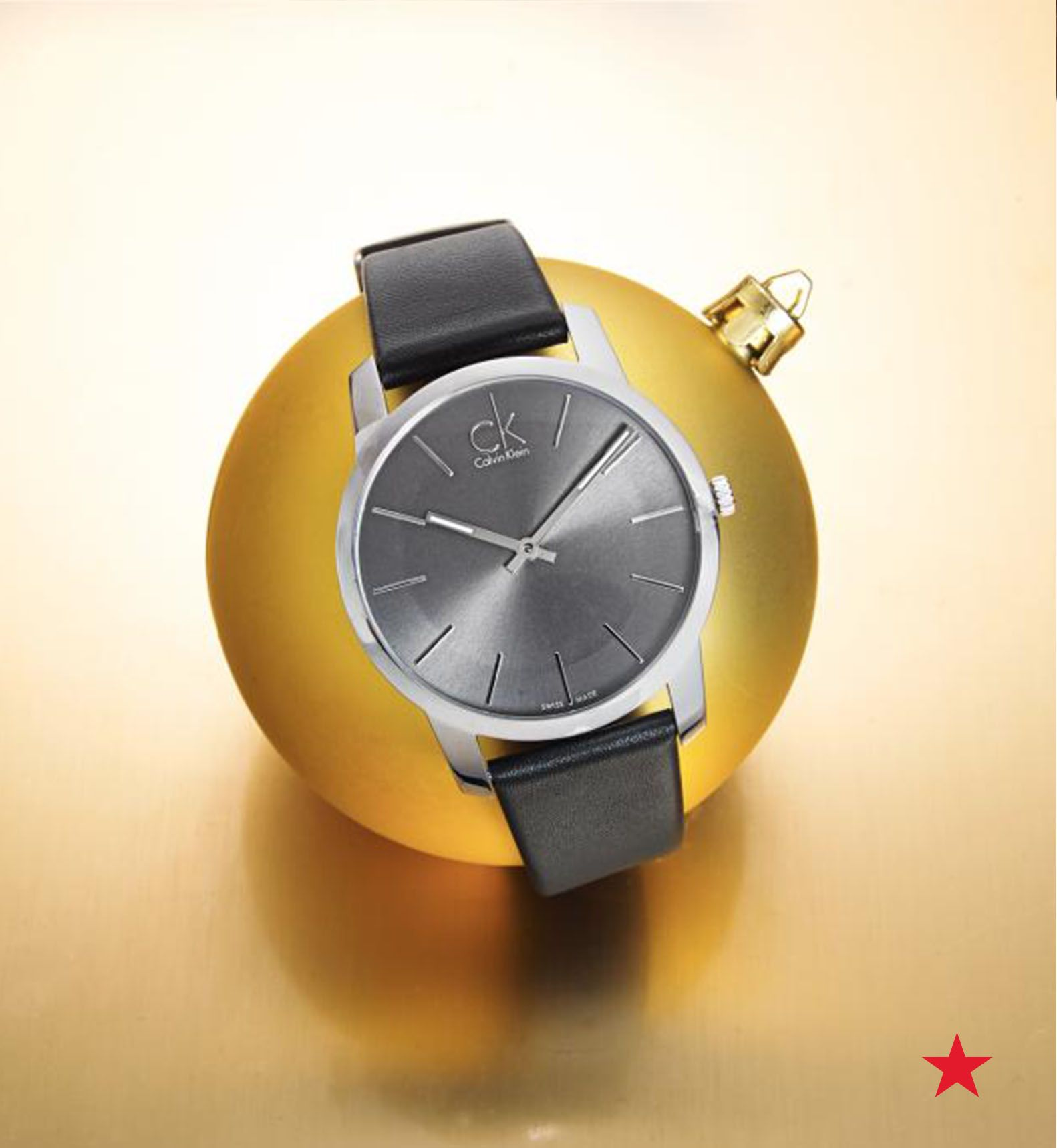 sleek modern this watch from calvin klein is perfect on watchman on the wall calvin id=21073