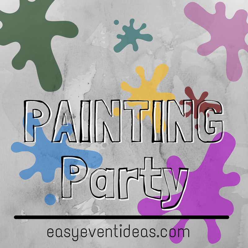 De-stress Painting Party ' Great