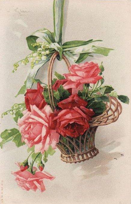 Vintage Flora Images