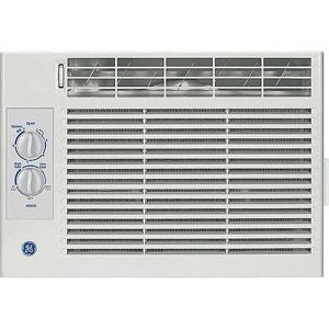 General Electric 5 050 Btu Window Air Conditioner Aet05lq Compact Air Conditioner Air Conditioner Btu Window Air Conditioner