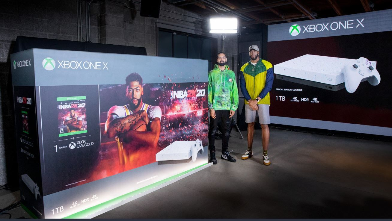 Nba 2k21 Release Date Compatibility Xbox Series X Will Support The Game No Double Purchase Issues Xbox Nba Release Date