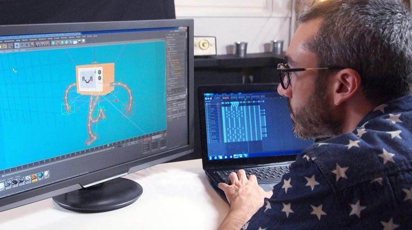 Diseño de personajes y Animación 3D (Rafael Carmona). Curso Online | Domestika