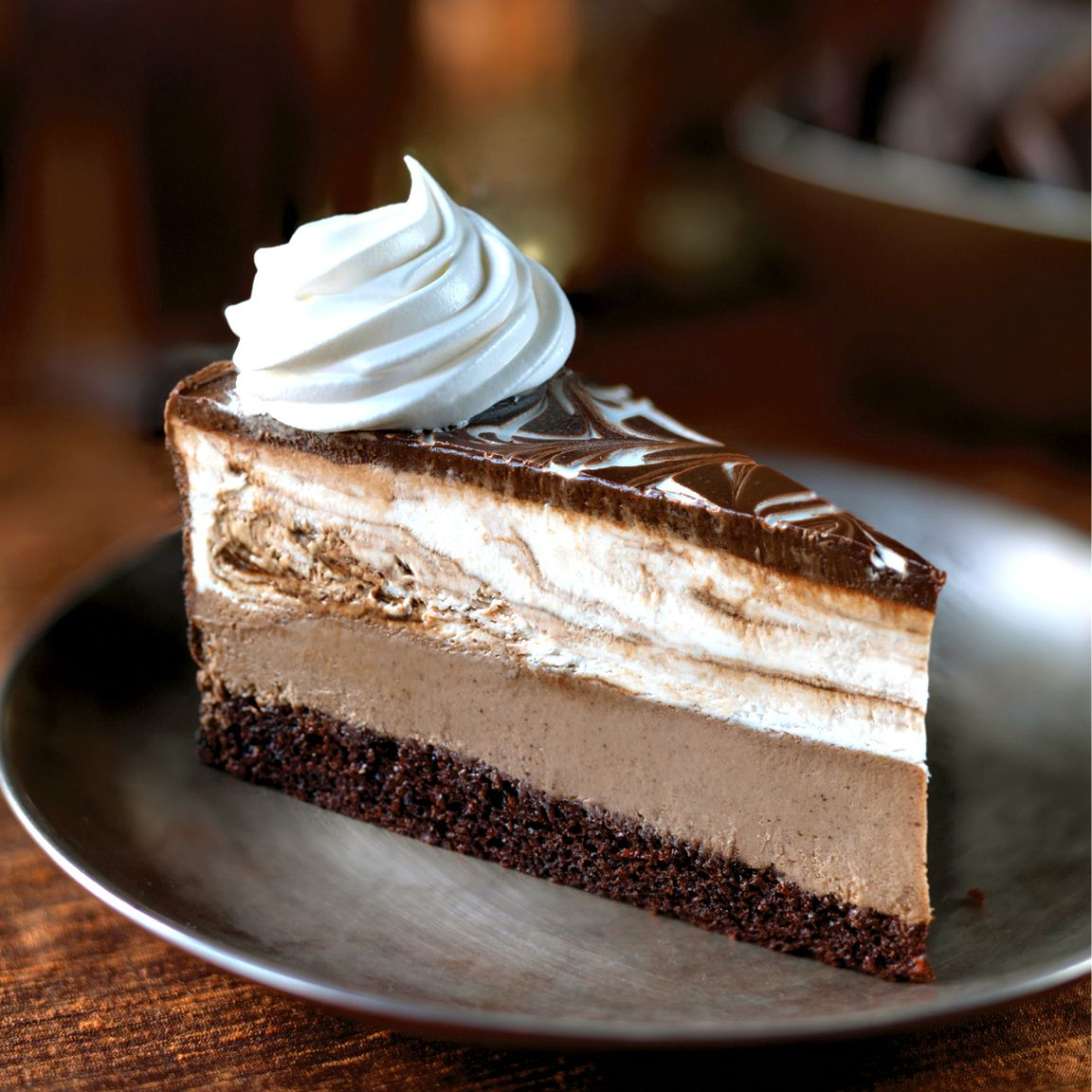 Tuxedo Mousse cheesecake #food #chocolate | Food & Drink ...