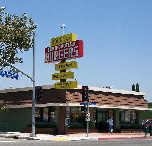 Douglas Burgers Norwalk Ca My Childhood Pinterest Norwalk