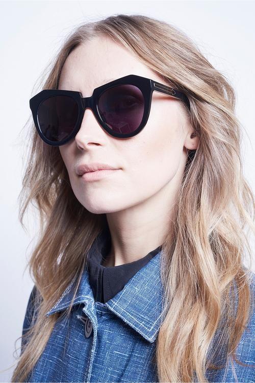 5fdc50fb9fec Karen Walker Number One Black - Et Vous Fashion Boutique